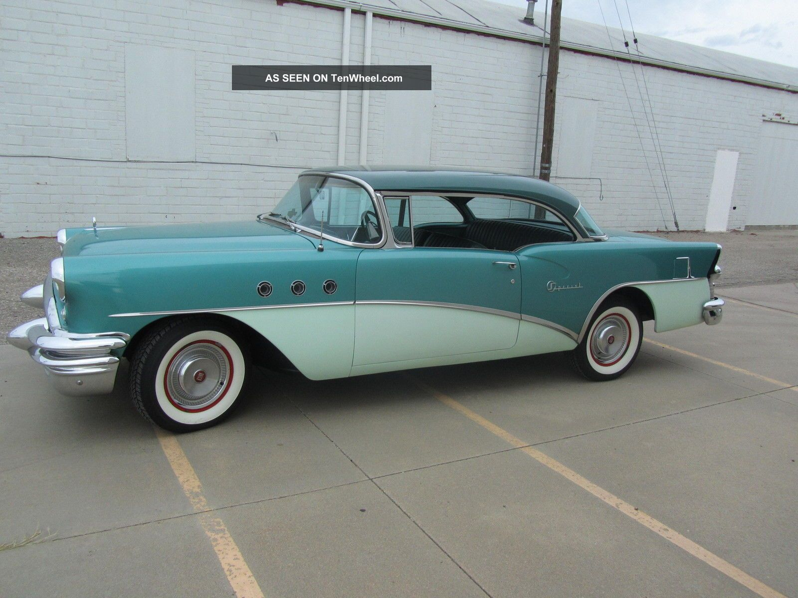 1955 Buick Special 2 Dr Coupe Other photo