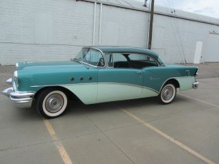 1955 Buick Special 2 Dr Coupe photo