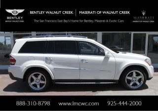 2009 Mercedes - Benz Gl550 Base Sport Utility 4 - Door 5.  5l photo