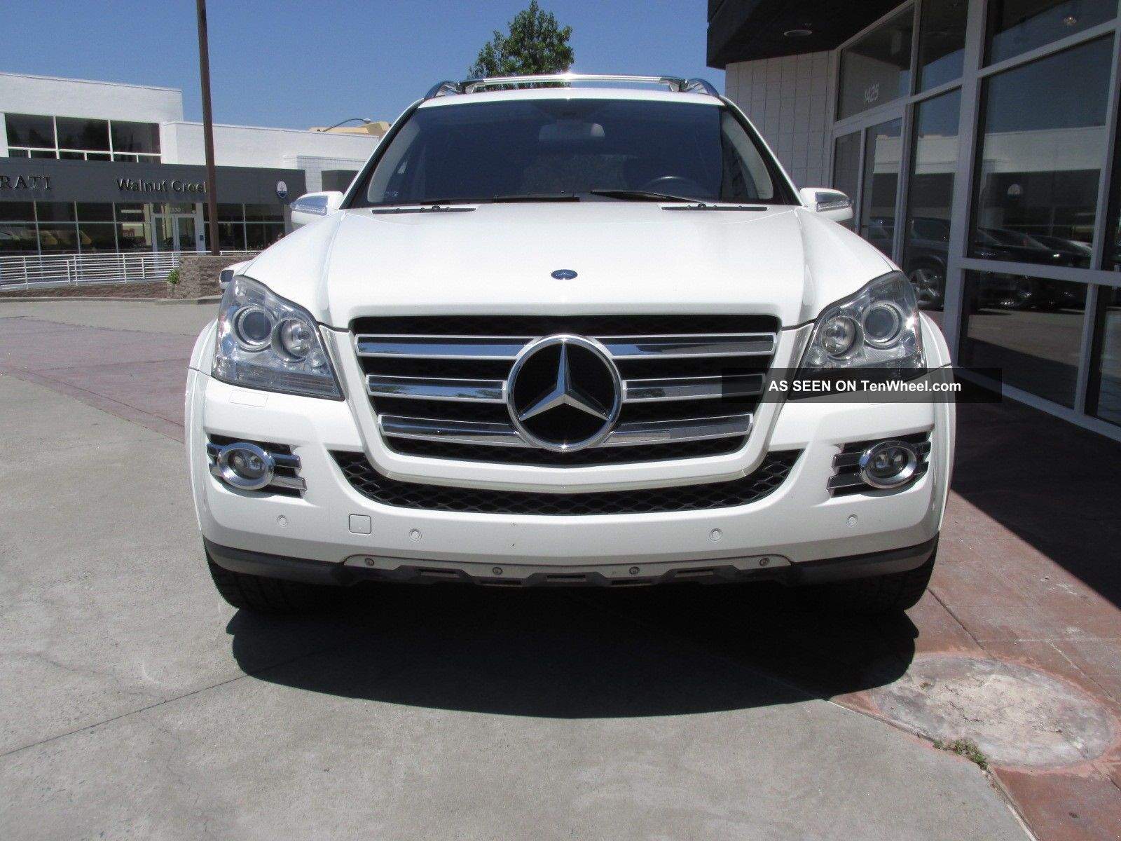 2009 mercedes benz gl550 base sport utility 4 door 5 5l