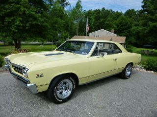 1967 Chevelle Supersport 396 / 325hp photo