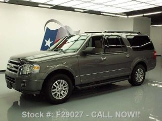 2011 Ford Expedition El 4x4 8 - Pass Park Assist Texas Direct Auto photo