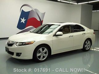 2009 Acura Tsx Tech 56k Mi Texas Direct Auto photo