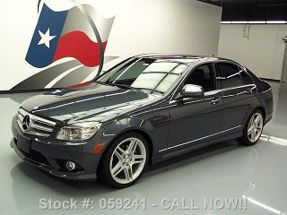 2009 Mercedes - Benz C300 Sport Sedan P2 49k Texas Direct Auto photo