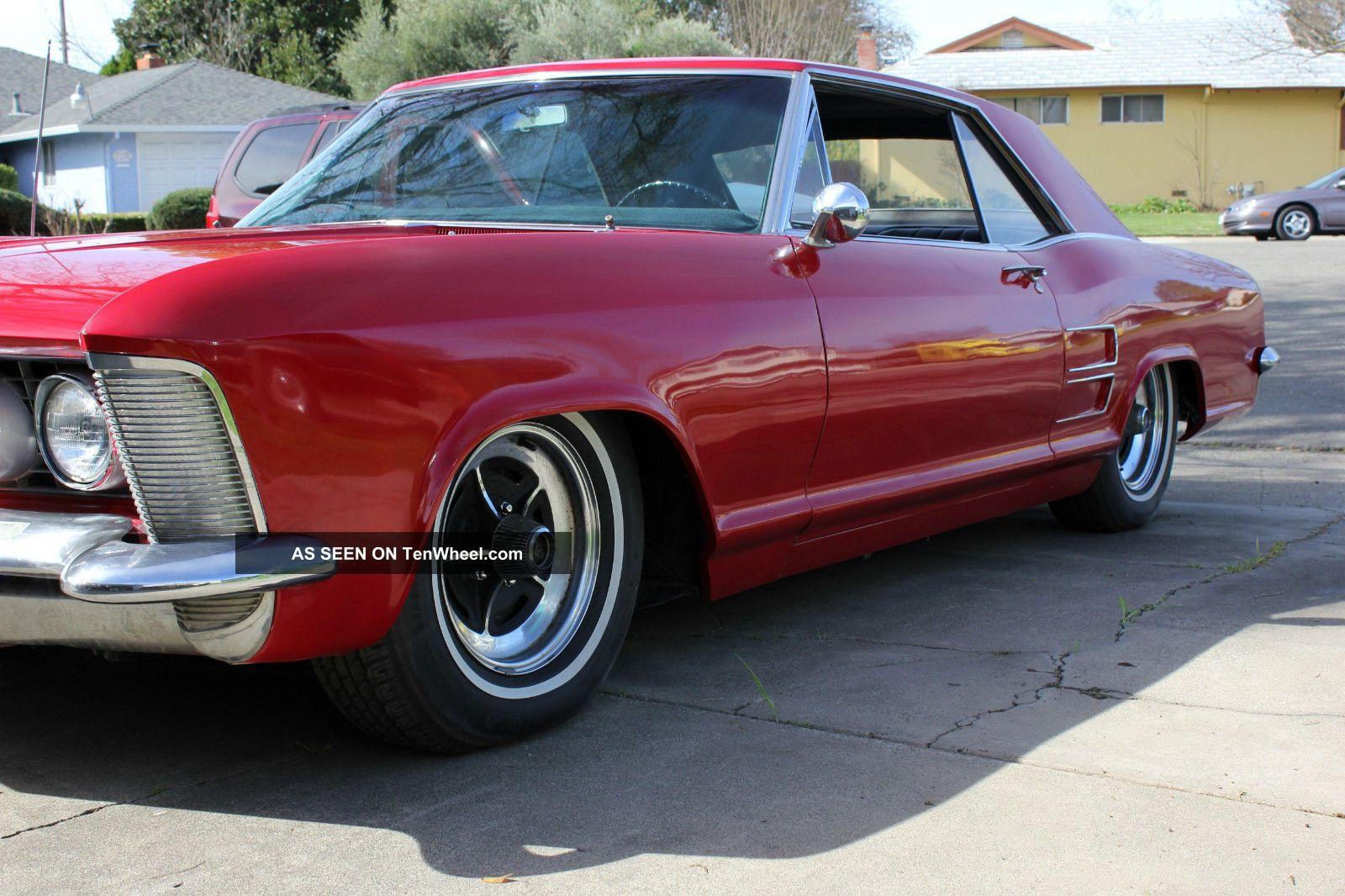 1963 Buick Riviera Riviera photo