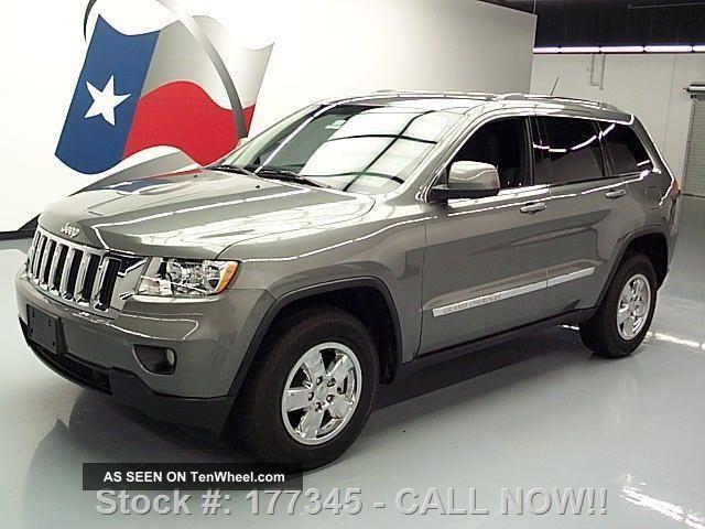2012 Jeep Grand Cherokee Laredo Chrome Wheels Only 28k Texas Direct Auto Grand Cherokee photo