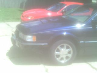 1996 Cadillac Seville Sts Sedan 4 - Door 4.  6l photo