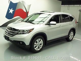 2012 Honda Crv Exl Awd Dvd 24k Texas Direct Auto photo