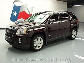 2011 Gmc Terrain Slt Htd 1 - Owner 9k Mi Texas Direct Auto photo