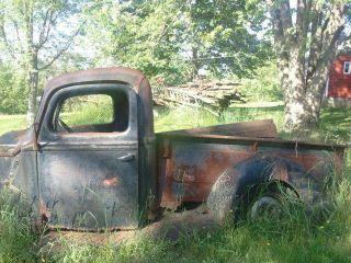 1940 Ford F100 Pickup Truck photo