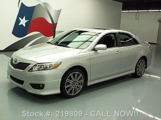 2011 Toyota Camry Se Auto Ground Effects 45k Mi Texas Direct Auto photo