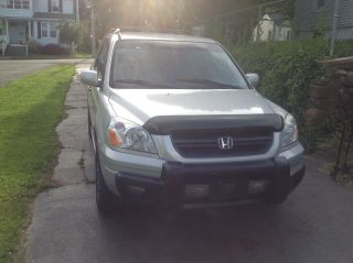 2003 Honda Pilot Lx 4wd photo