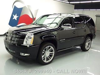 2013 Cadillac Escalade Prem Dvd 22 ' S 10k Mi Texas Direct Auto photo