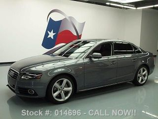 2012 Audi A4 Quattro Prem Plus Awd S - Line Texas Direct Auto photo