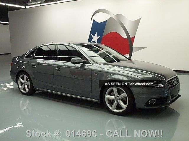 2012 audi a4 quattro prem plus awd s line texas direct auto. Black Bedroom Furniture Sets. Home Design Ideas