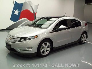 2011 Chevy Volt Premium Hybrid 13k Texas Direct Auto photo