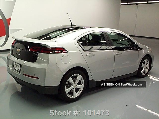 2011 chevy volt premium hybrid 13k texas direct auto. Black Bedroom Furniture Sets. Home Design Ideas