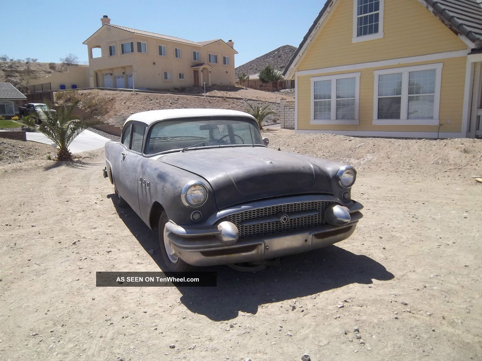 1955 Buick Special 2 Dr Nailhead V8 Kustom Century 55 Hot Rod Other photo