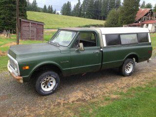1971 Chevrolet 4x4 Truck photo