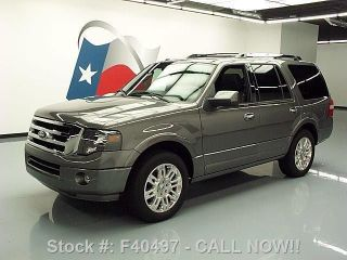 2011 Ford Expedition Ltd Dvd 25k Texas Direct Auto photo