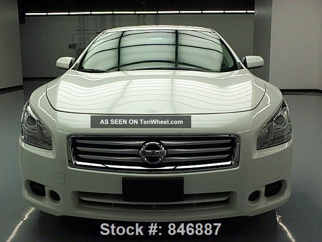 2013 nissan maxima 3 5 s spoiler 4k mi texas direct auto. Black Bedroom Furniture Sets. Home Design Ideas