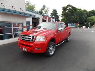 2005 Ford F - 150 Fx4 Crew Cab Pickup 4 - Door 5.  4l photo