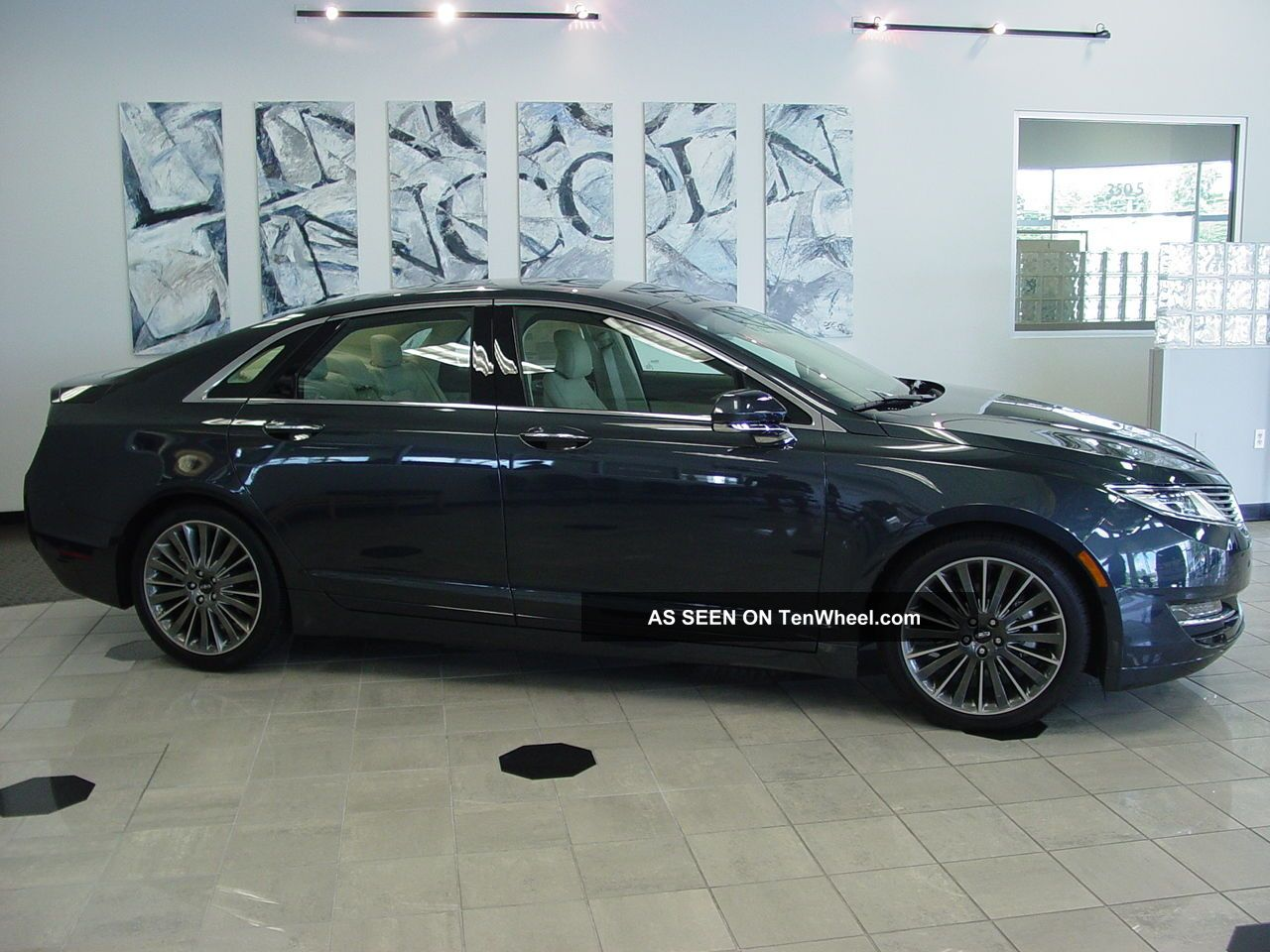 2013 Lincoln Mkz MKZ/Zephyr photo