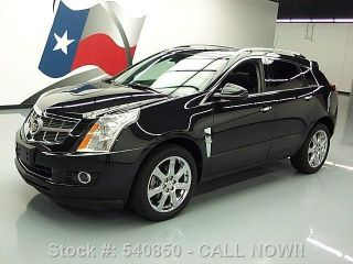2011 Cadillac Srx Performance Pano Roof 20 ' S 30k Mi Texas Direct Auto photo