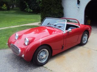 Austin Healey Bugeye Sprite 1959 photo