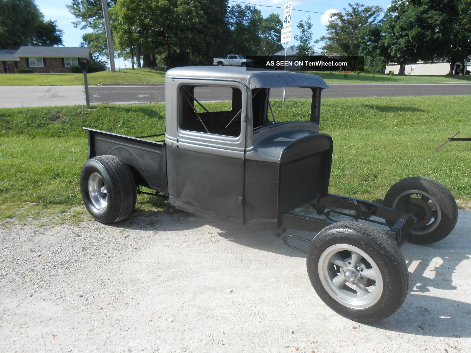 1932 Ford Pickup Hot Rod Rat Street 1941 Truck Other Pickups Photo 18