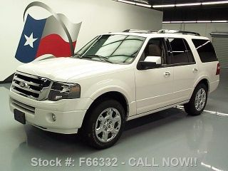 2013 Ford Expedition Ltd 7 - Pass 20 ' S 4k Mi Texas Direct Auto photo