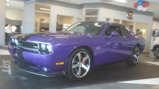 2013 Dodge Challenger Srt8 6 Speed,  Every Option 8k photo