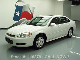 2014 Chevy Impala Lt Limited Alloy Wheels 12k Texas Direct Auto photo