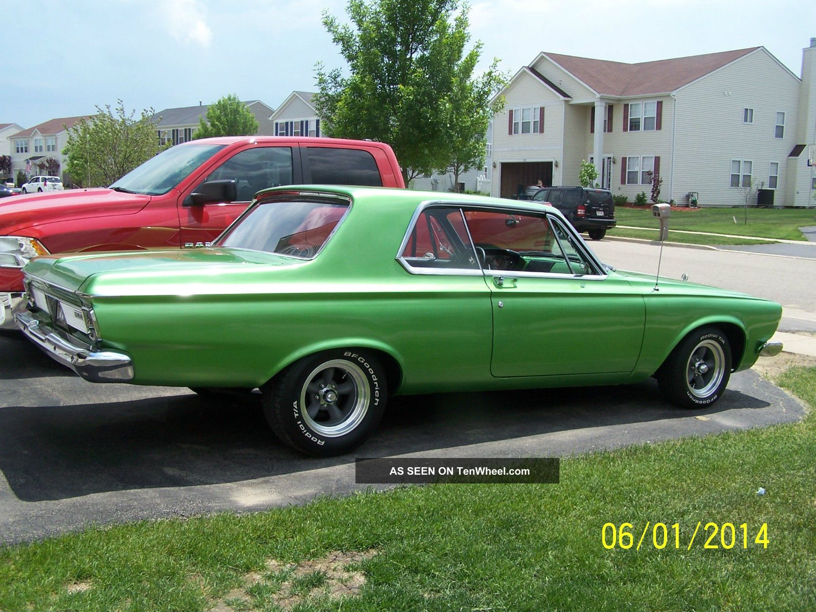 1963 Plymouth Fury Dodge Chrysler Mopar Fury photo
