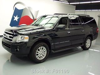 2014 Ford Expedition El 8 - Passenger 15k Texas Direct Auto photo