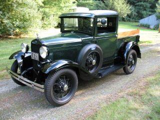 1930 Model A Pickup photo
