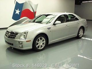 2010 Cadillac Sts V6 Luxury Climate Bose 18k Mi Texas Direct Auto photo