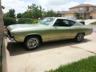 1969 Chevelle Bbc 454 Great Cruiser,  Muscle Car,  Hot Rod photo