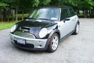 2003 Mini Cooper S photo