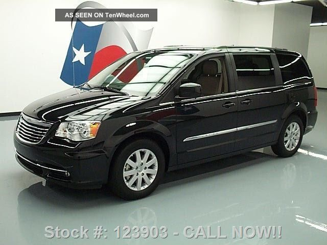 2014 Chrysler Town & Country Touring Dvd 14k Texas Direct Auto Town & Country photo