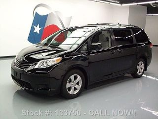 2011 Toyota Sienna Le 8 - Pass Alloy Wheels 27k Texas Direct Auto photo