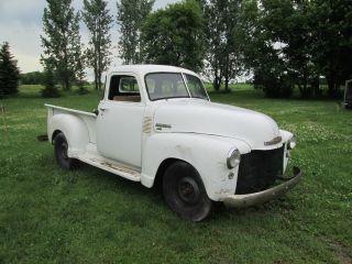 1949 Chevy 5 Window Pickup 3100,  1948,  1950,  1951,  1952,  1953,  Rat Rod,  3600,  Gmc,  3800 photo