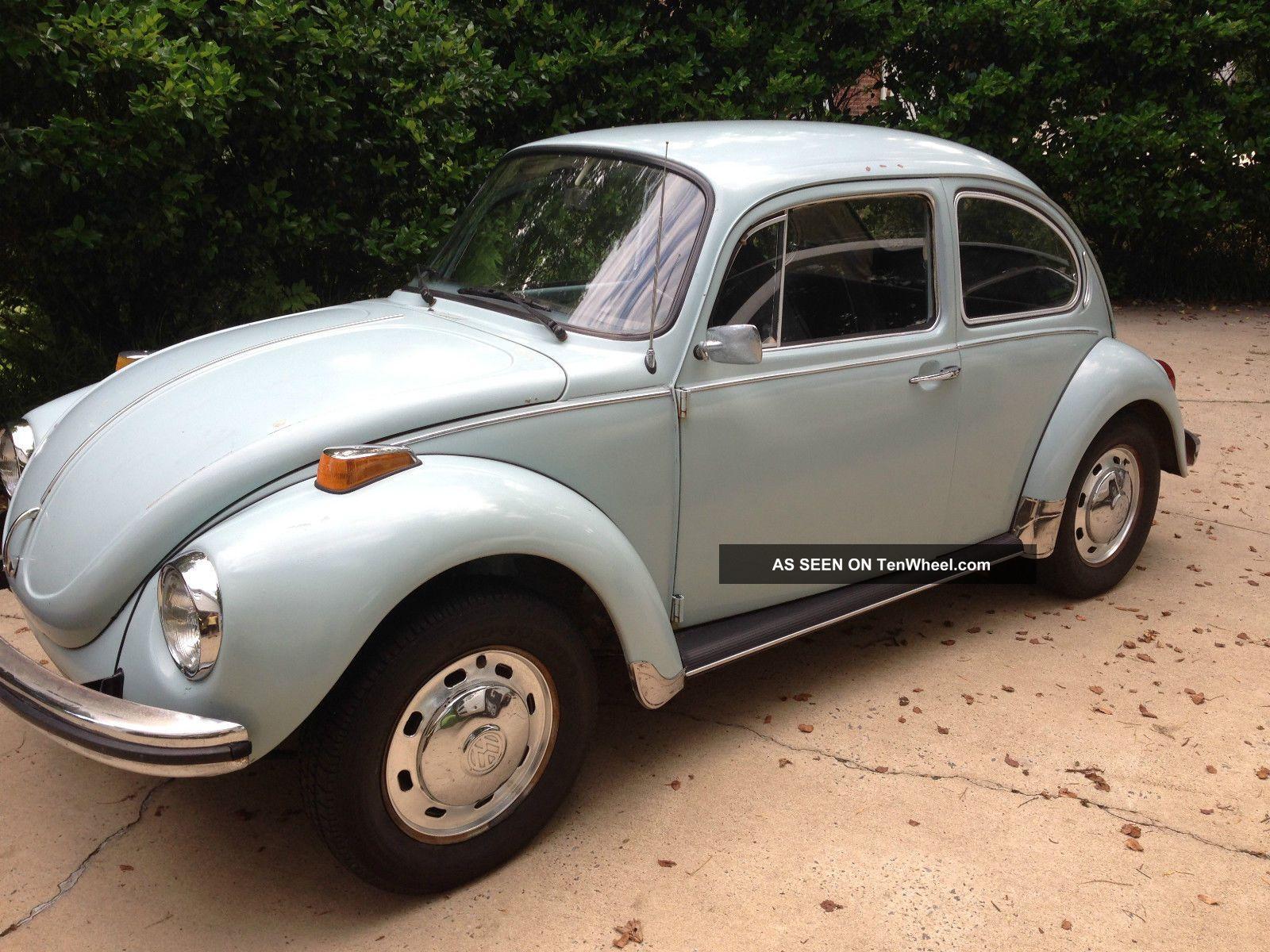 1973 Volkswagen Beetle Beetle - Classic photo