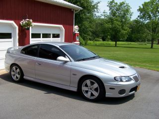 2006 Pontiac Gto Coupe Ls - 2,  Quicksilver photo