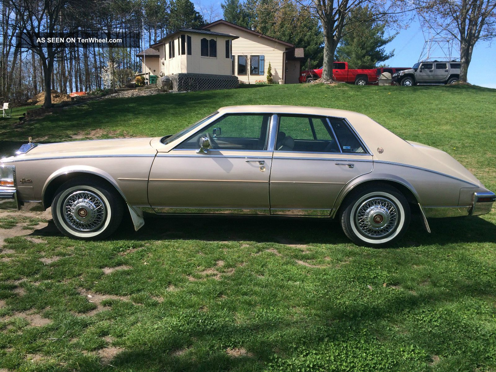 classic caddy 1985 cadillac seville. Cars Review. Best American Auto & Cars Review