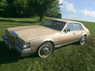 Classic Caddy - 1985 Cadillac Seville photo