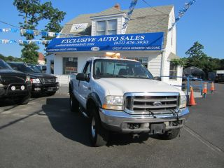 2003 Ford F - 350 In.  7.  3l Diesel V8 Runs Perfectly. photo