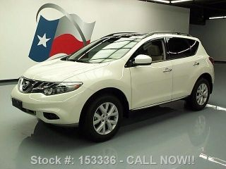 2011 Nissan Murano Sv Awd Dual 24k Mi Texas Direct Auto photo
