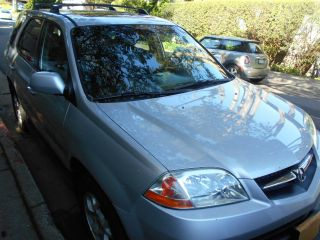 2001 Acura Mdx Touring Sport Utility 4 - Door 3.  5l photo