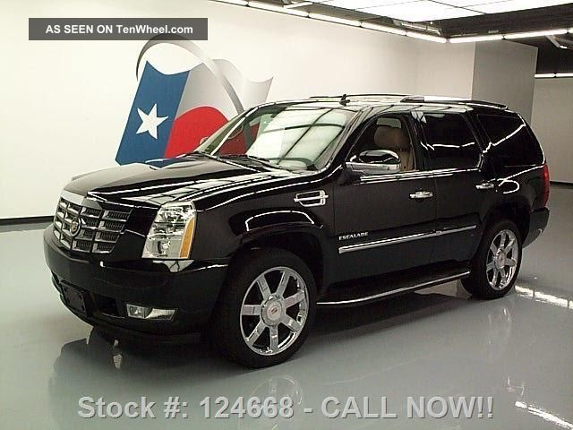 2012 Cadillac Escalade Lux Awd Dvd 22 ' S 23k Texas Direct Auto Escalade photo